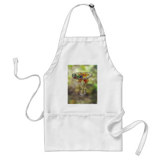 Frog on a Stool Adult Apron