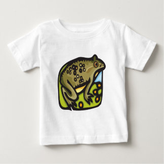 Frog On Lillypad Baby T-Shirt