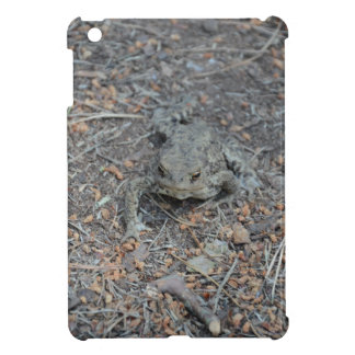 Frog On The Forest Floor iPad Mini Cases