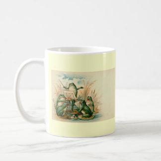 """""""Frog Orchestra"""" Coffee Mug"""