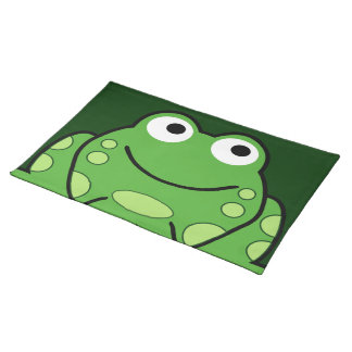 Frog Placemats