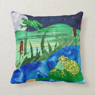 Frog Pond Pillow
