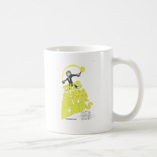 Frog Pond - The Show Never Ends Mug