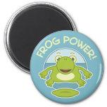 Frog Power Magnet
