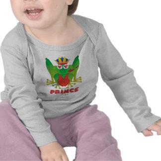 Frog Prince Baby Shirt