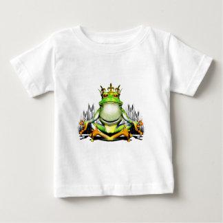 Frog Prince Baby T-Shirt