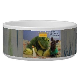 Frog Prince Bowl