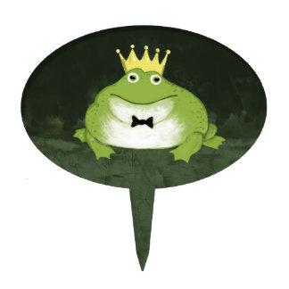 Frog Prince Cake Topper