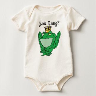 Frog Prince Charming Baby Creeper