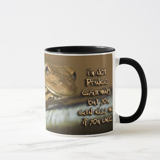 Frog Prince Charming Mug