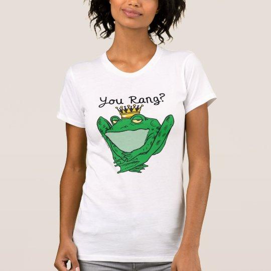 Frog Prince Charming T-Shirt