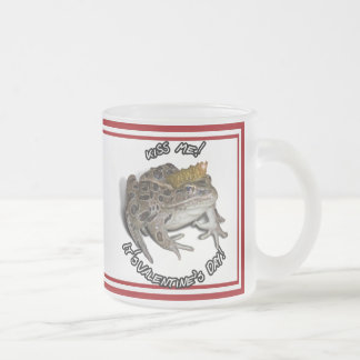 Frog Prince For Valentine's Day Mugs