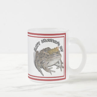 Frog Prince For Valentine's Day Coffee Mugs