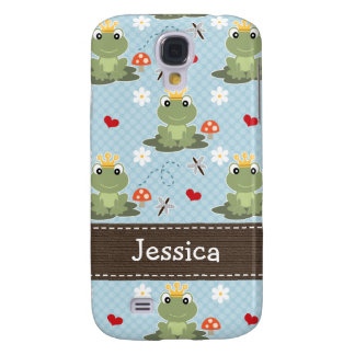 Frog Prince Galaxy S4 Case