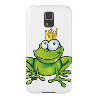 frog prince galaxy s5 cover