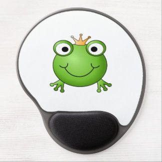 Frog Prince Happy Frog Gel Mouse Pad