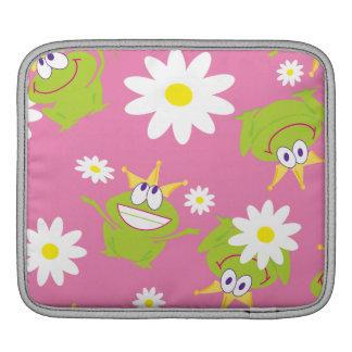 Frog Prince i-Pad Case iPad Sleeve