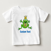 Frog Prince Infant T-Shirt