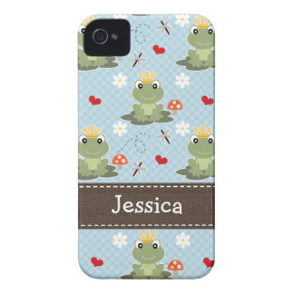 Frog Prince iPhone 4 4s Case-Mate Cover iPhone 4 Cases