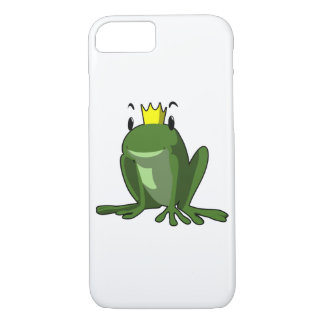 Frog Prince iPhone 8/7 Case