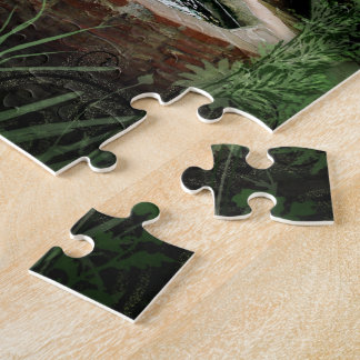Frog Prince Jigsaw Puzzle
