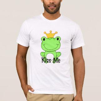 Frog Prince - Kiss Me Tee