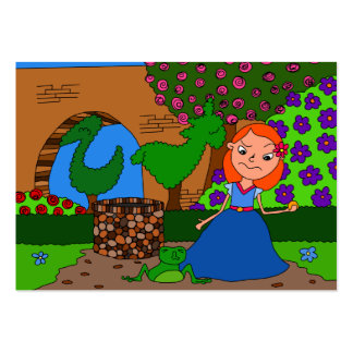Frog Prince Large Business Cards (Pack Of 100)