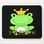 Frog Prince Mousepad