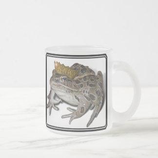 Frog Prince Coffee Mugs