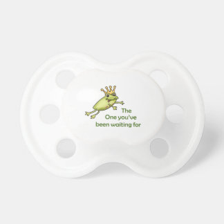 Frog Prince BooginHead Pacifier
