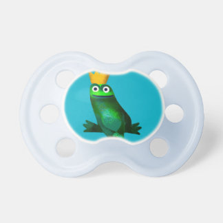 Frog Prince Pacifier BooginHead Pacifier