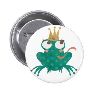 Frog Prince Pin
