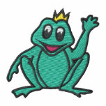 Frog Prince -- Shirt