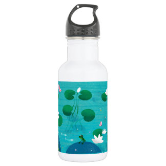 Frog Prince Water Bottle