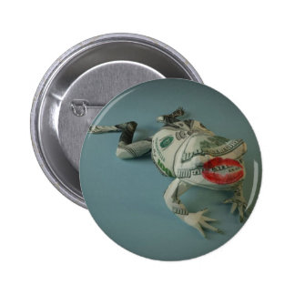 Frog Princes 2 Inch Round Button