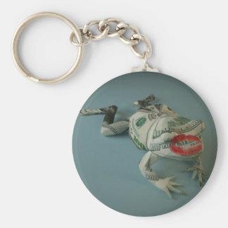 Frog Princes Keychain