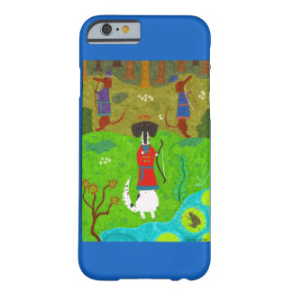 Frog Princess Barely There iPhone 6 Case