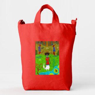 Frog Princess Duck Bag