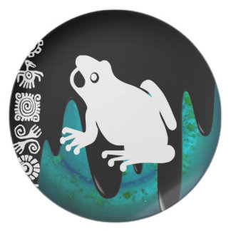 FROG PRODUCTS DINNER PLATE