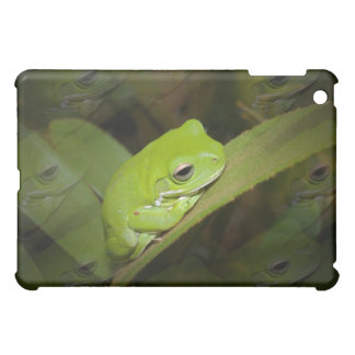 Frog Reflections iPad Case