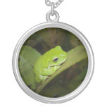 Frog Reflections Necklace