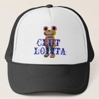 Frog robot, CLUT and LOLITA CAP