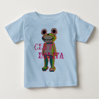 Frog robot, CLUT, LOLITA BABY T shirt