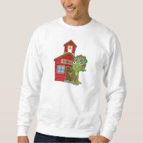 Frog School House Sweatshirt