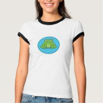 Frog Shirt Baby, adult, and kid