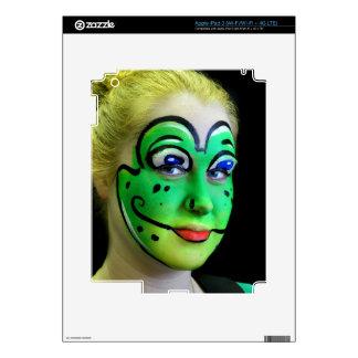 Frog iPad 3 Skin