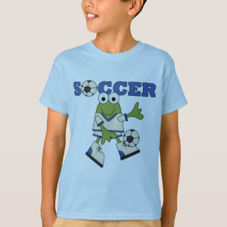 Frog Soccer Tshirts and Gifts
