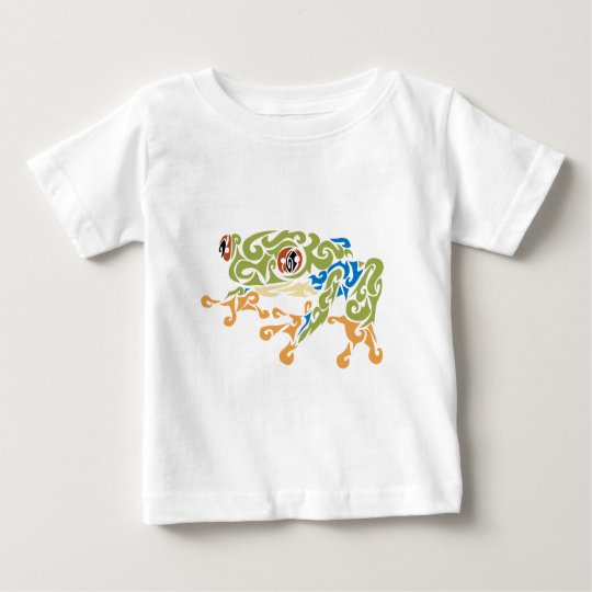 Frog Squirels Baby T-Shirt