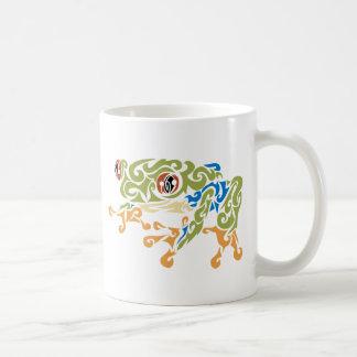 Frog Squirels Coffee Mug
