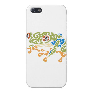 Frog Squirels iPhone 5 Covers